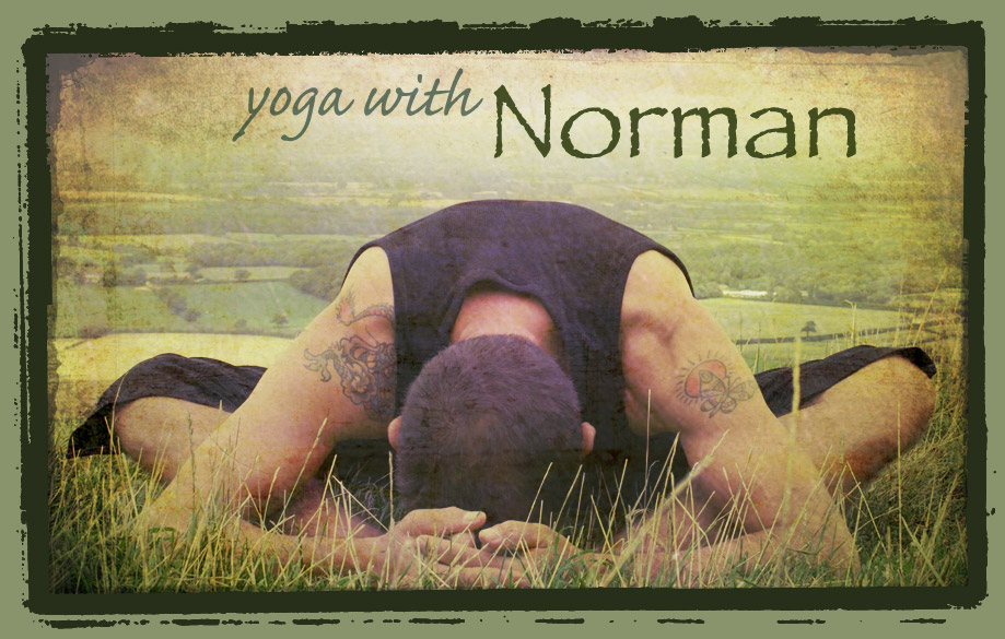 Norman Blair Yoga London